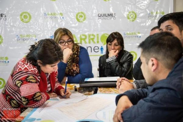 """En octubre se votarán los proyectos preseleccionados de """"Tu barrio propone"""""""