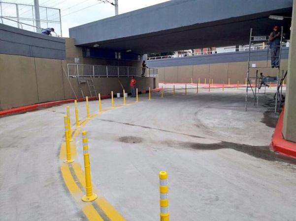 Mañana se inaugurará el paso bajovías de Ezpeleta