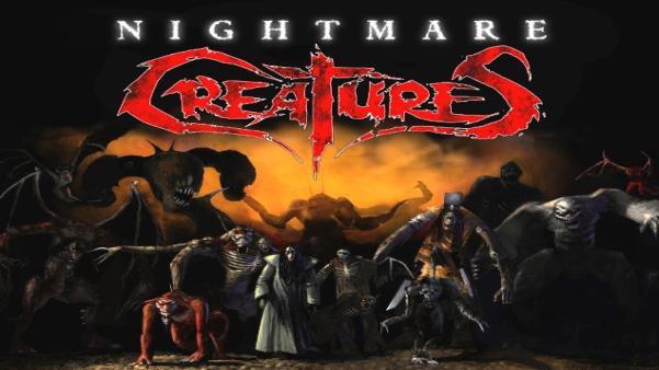 Resultado de imagen para nightmare creatures