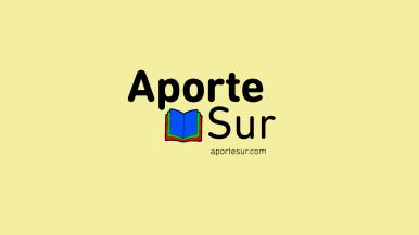 aporte sur logo 2018 amarillo