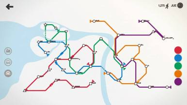 Mini metro day