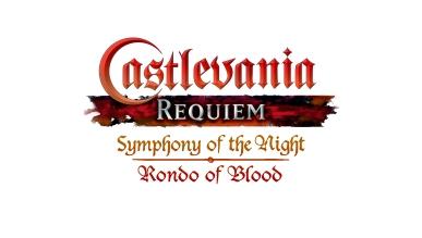 Castlevania Requiem Logo 1