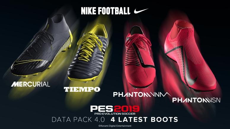 PES2019 - Nike