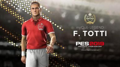 PES2019_ Totti
