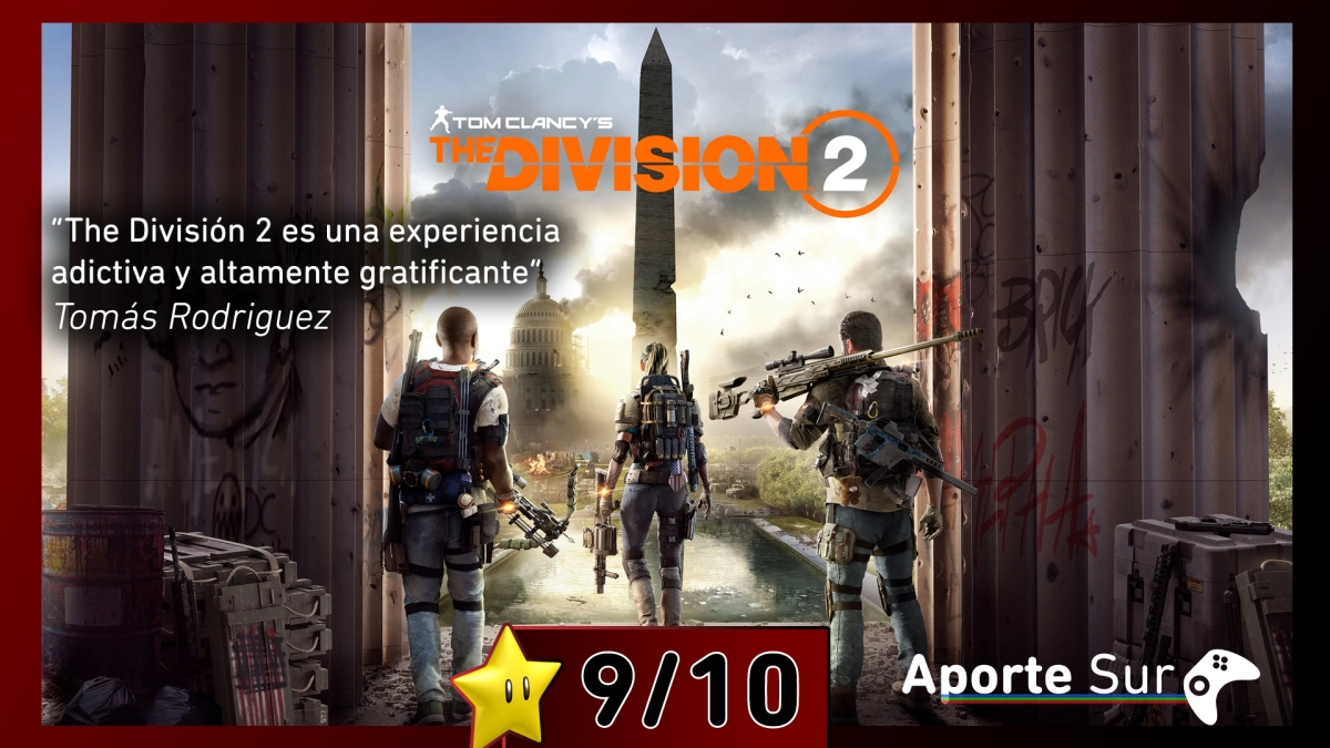 [Reseña] Tom Clancy's The Division 2 (Xbox One)