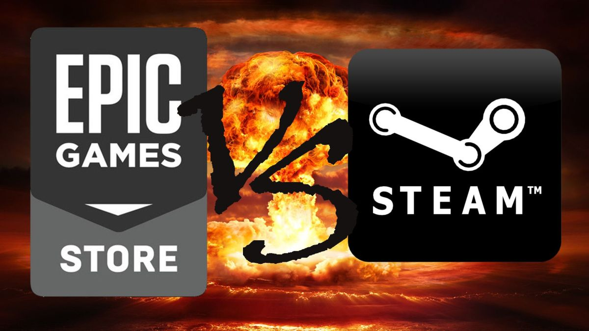 [Articulo] Steam vs Epic Games Store: La batalla por el Gamer de PC
