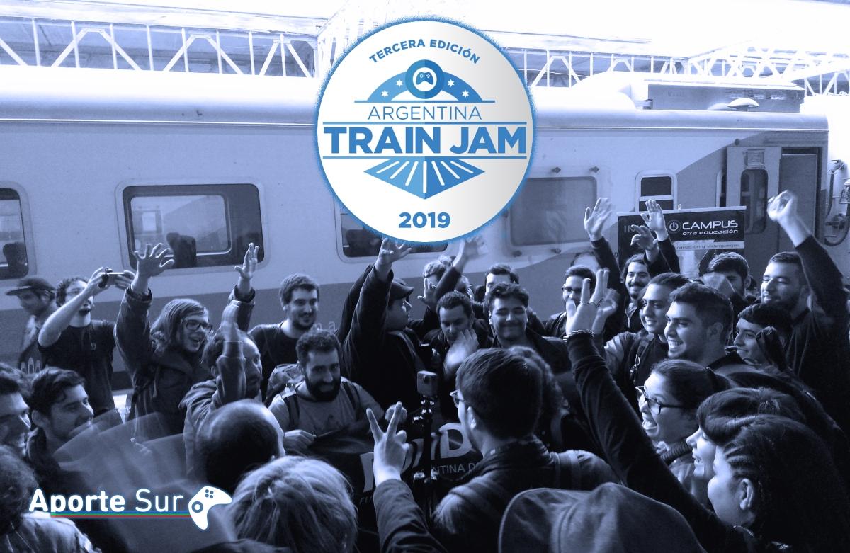 [Articulo] Argentina Train Jam: 18 horas desarrollando juegos en un tren